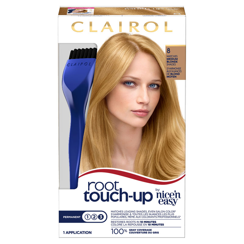 Clairol Nice \'N Easy Root Touch Up - 8 Medium Blonde