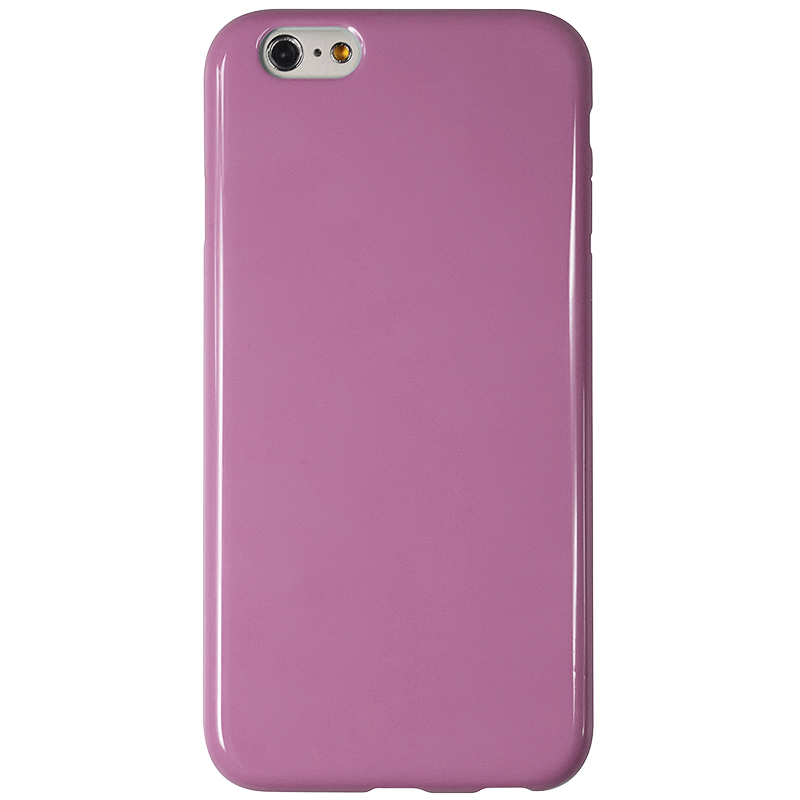 Logiix Gelly Shell for iPhone 6 - Pink - LGX10996