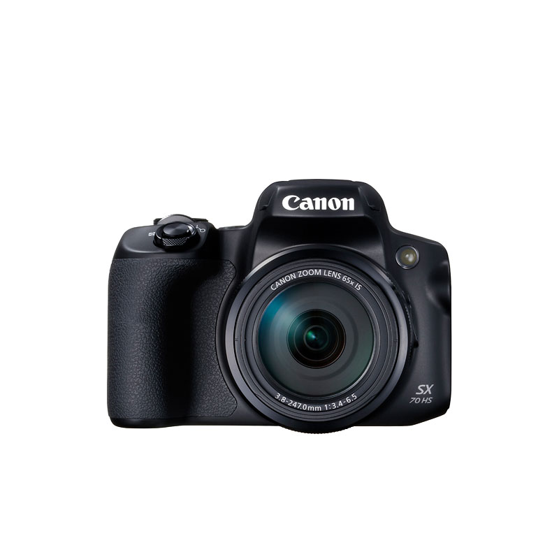 Canon Powershot SX70 HS Camera - Black - 3071C001