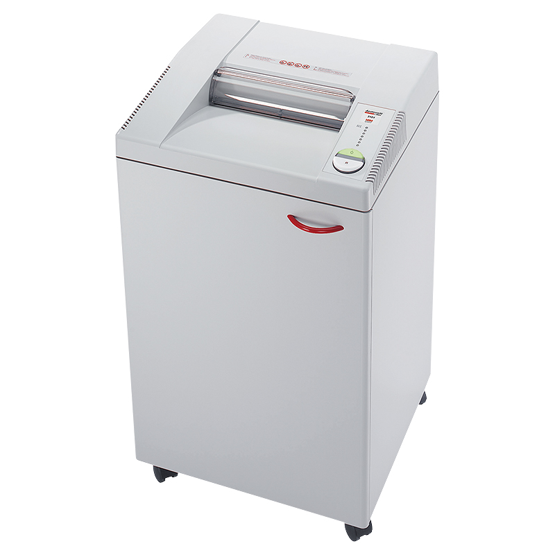 Destroyit 3104 Cross Cut 4x40mm Paper Shredder - Office Grey - DSH0315