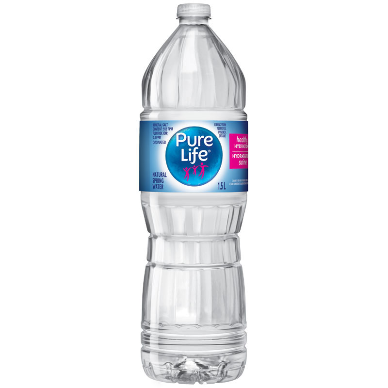 Nestle Pure Life Water - 1.5L