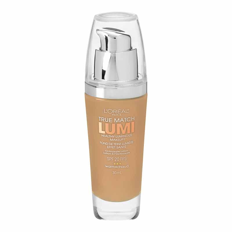 L'Oreal True Match Lumi Healthy Luminous Foundation - Sand Beige | London Drugs
