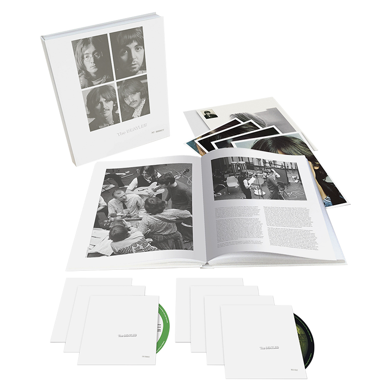 The Beatles - White Album (50th Anniversary Super Deluxe Edition) - 6 CD