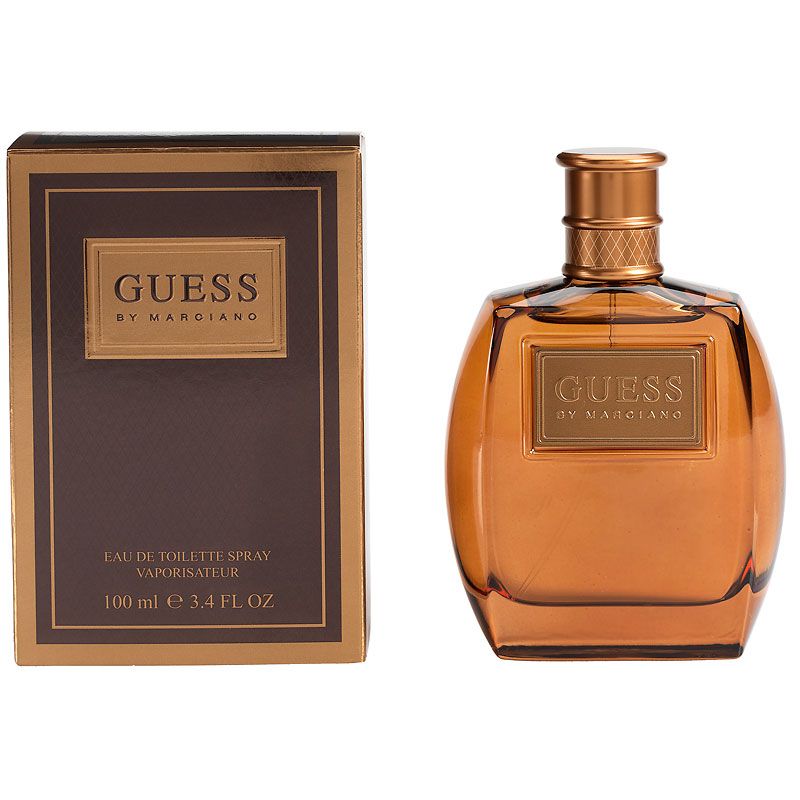 Guess by Marciano Man Eau de Toilette Spray - 100ml