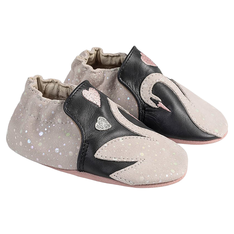 Robeez Soft Soles - Sadie Swan - Assorted