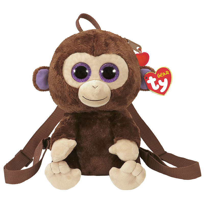 Ty Gear Backpack - Coconut the Monkey