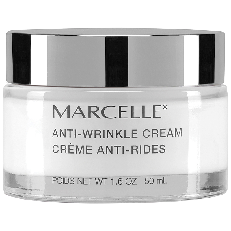 Marcelle Essentials Anti-wrinkle Cream - 50ml