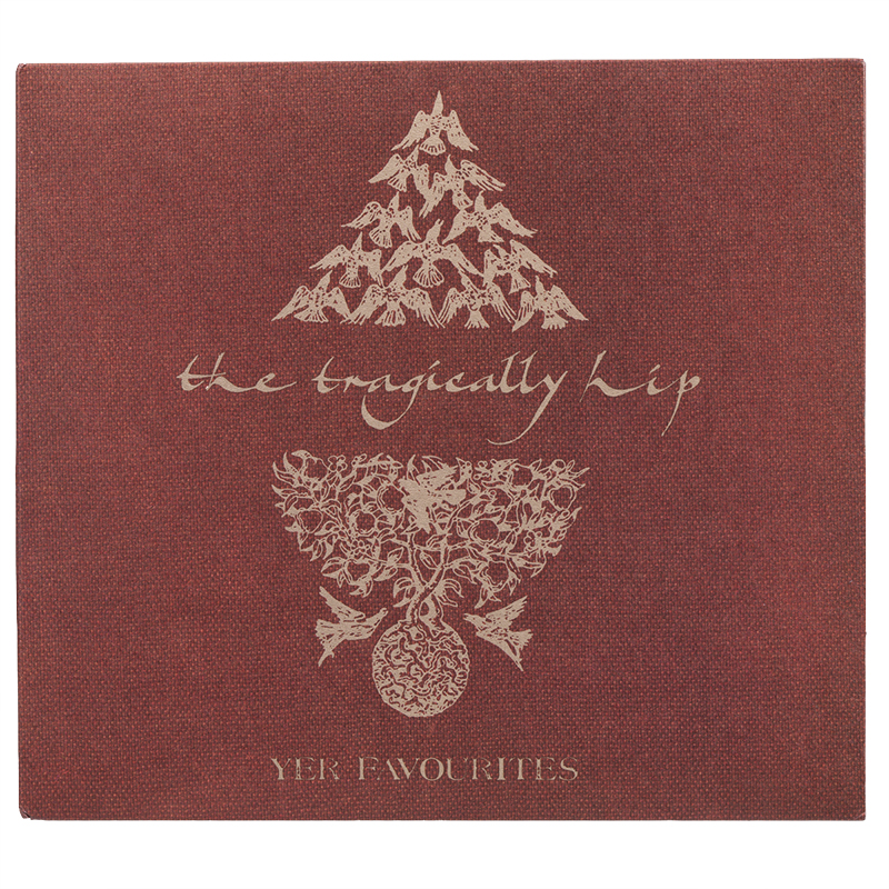 The Tragically Hip - Yer Favourites - CD