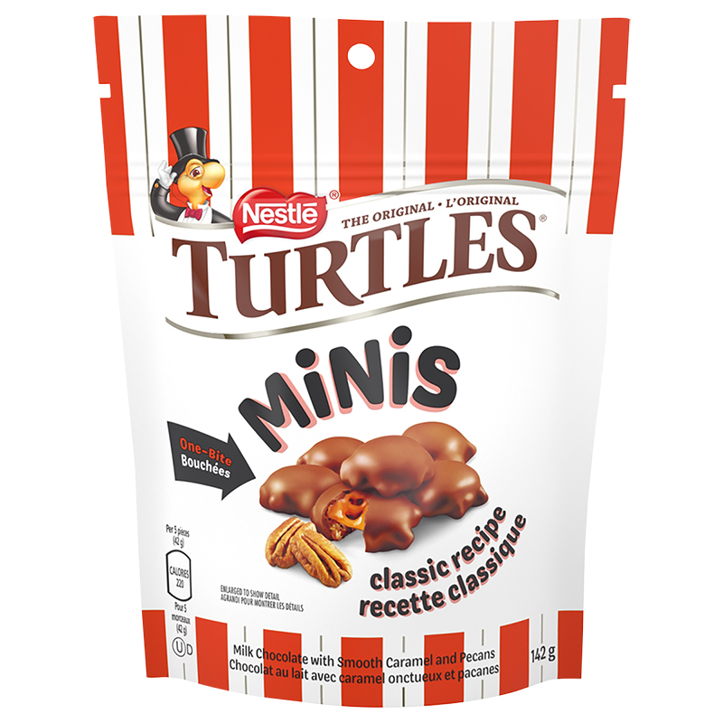 Nestle Turtles Original Mini - 142g