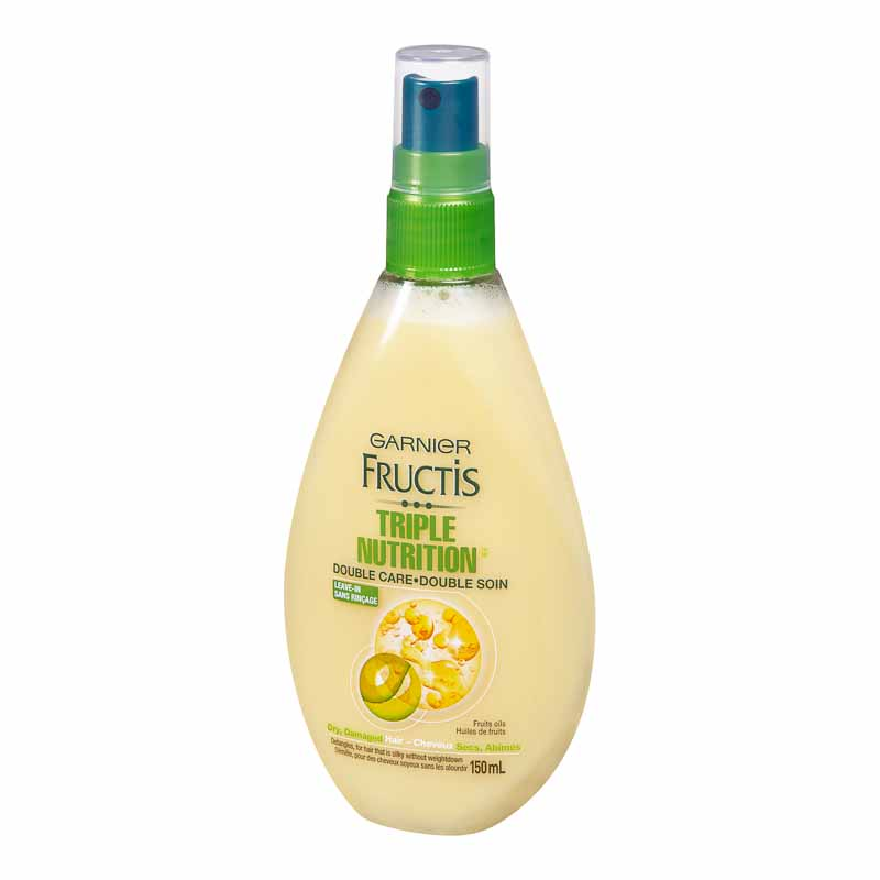 Garnier Fructis Triple Nutrition Double Care Leave in Treatment - 150ml