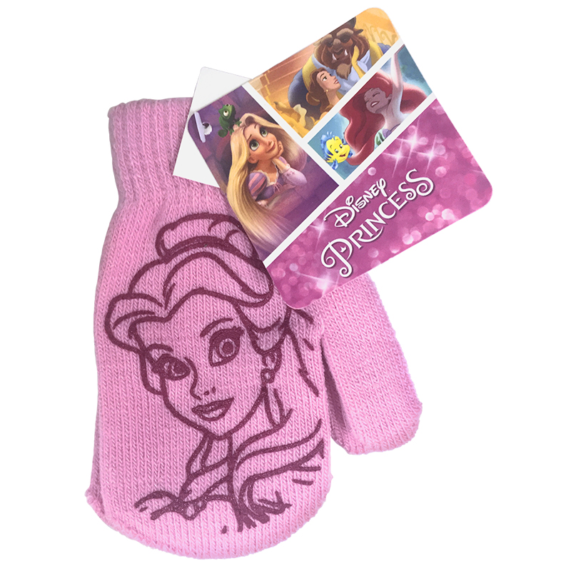 Beauty and the Beast Mitts - Children's