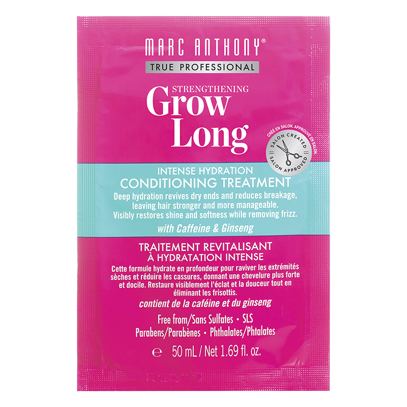 Marc Anthony Grow Long Intense Hydration Conditioning Treatment - 50ml