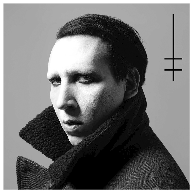 Marilyn Manson - Heaven Upside Down - Vinyl
