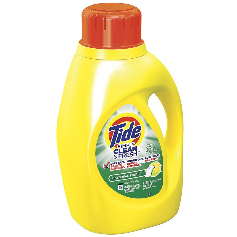 Tide Simply Clean & Fresh Laundry Detergent - Daybreak Fresh - 1.18L