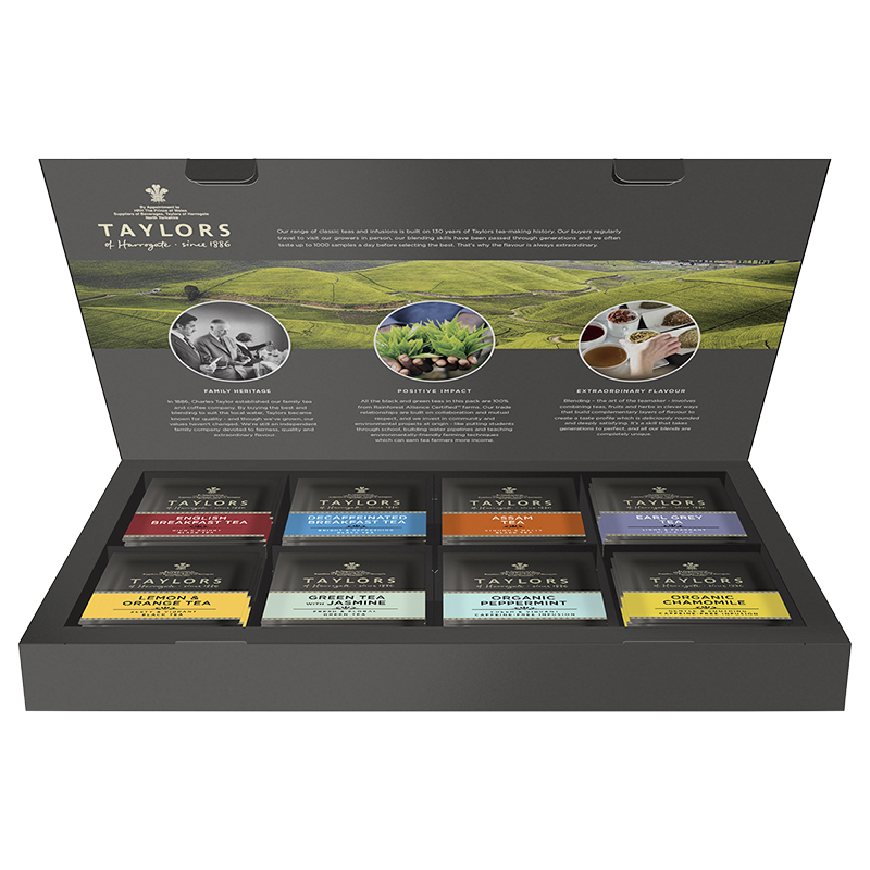 Taylors of Harrogate Tea Assorted Gift Box - 648g