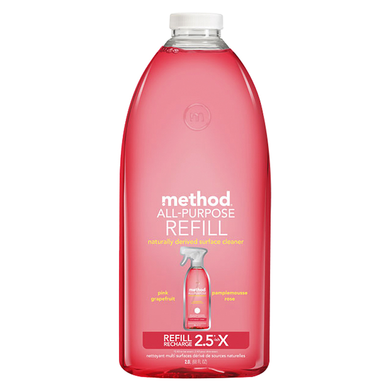 Method All-Purpose Cleaner Refill - Pink Grapefruit - 2L