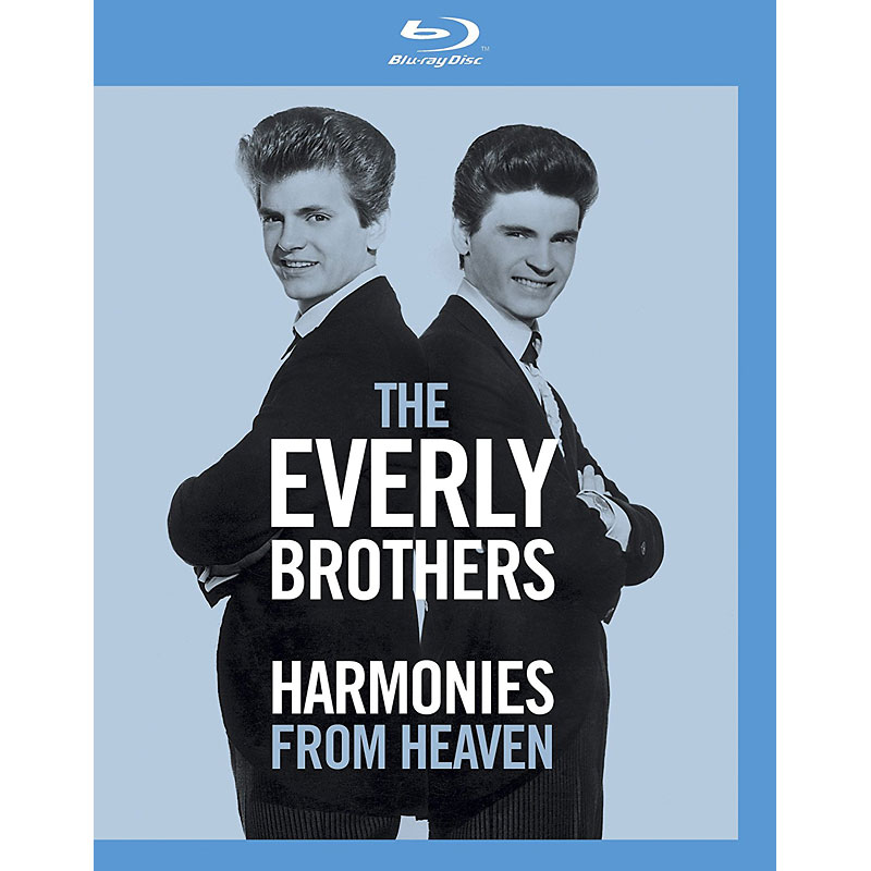 The Everly Brothers: Harmonies From Heaven - Blu-ray