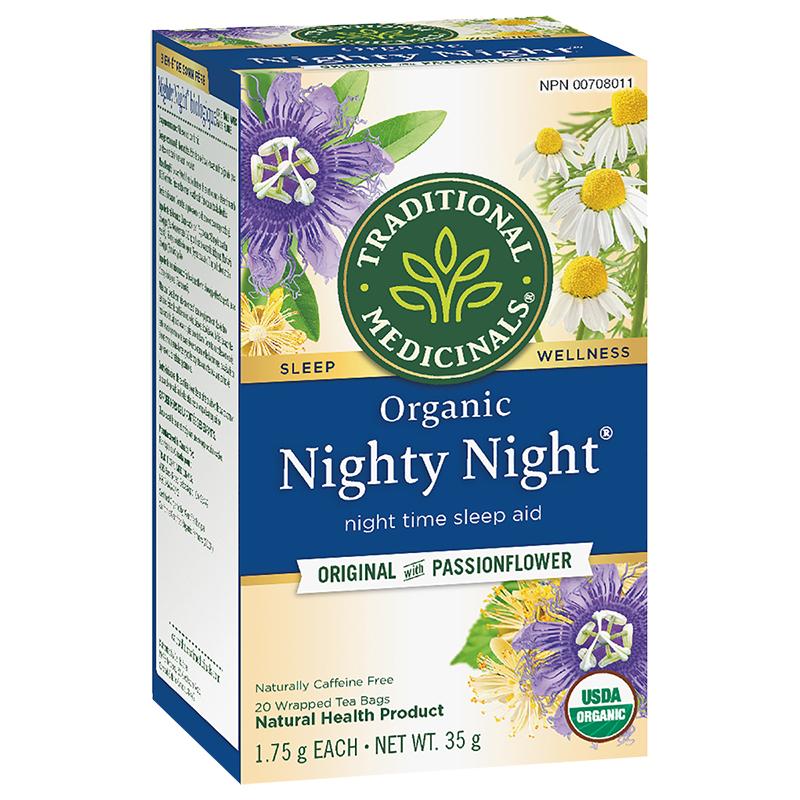 Traditional Medicinals Herbal Tea - Organic Nighty Night - 20 s ... 2b4b7a172