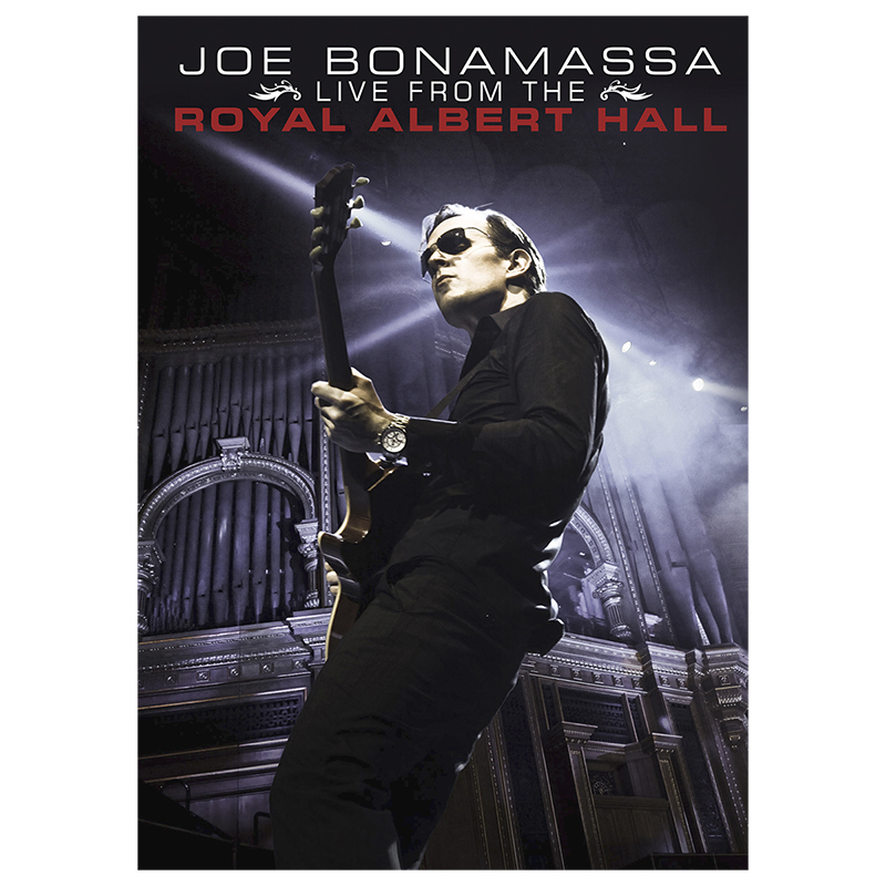 Joe Bonamassa Live from the Royal Albert Hall - Blu-ray