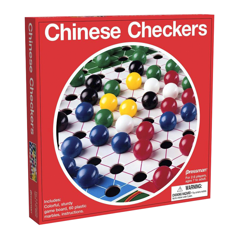 Red Box Chinese Checkers