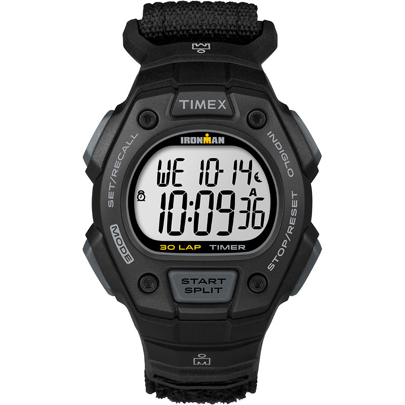 Timex Ironman Watch - Black/Grey - TW5K90800GP