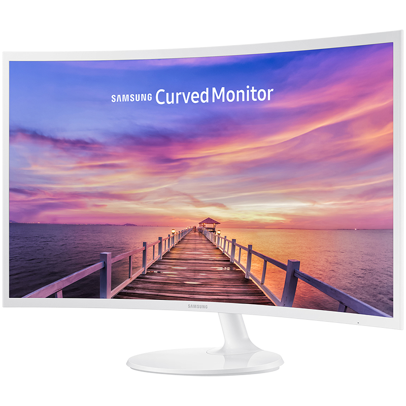 Samsung 32inch Curved Monitor - LC32F391FWNXZA