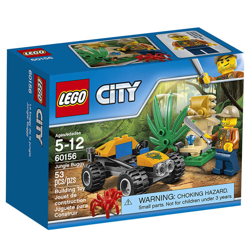 LEGO® City - Jungle Buggy