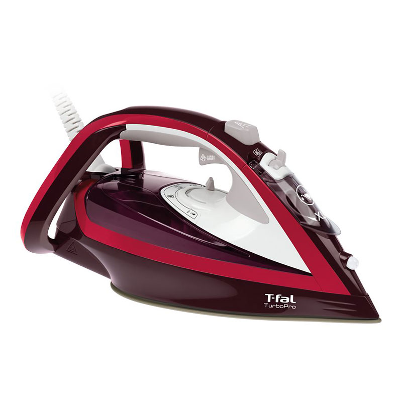 T-Fal Turbo Pro Airglide Iron - Red - FV5616Q0