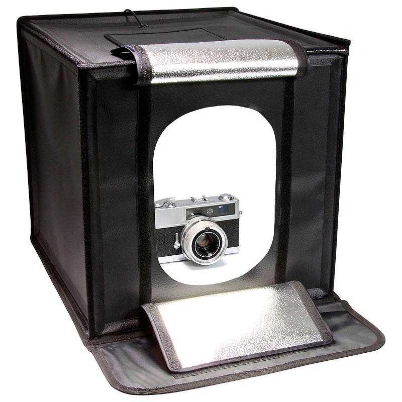 Optex Portable LED Photo Studio - 15 Inch - OSLKITLED