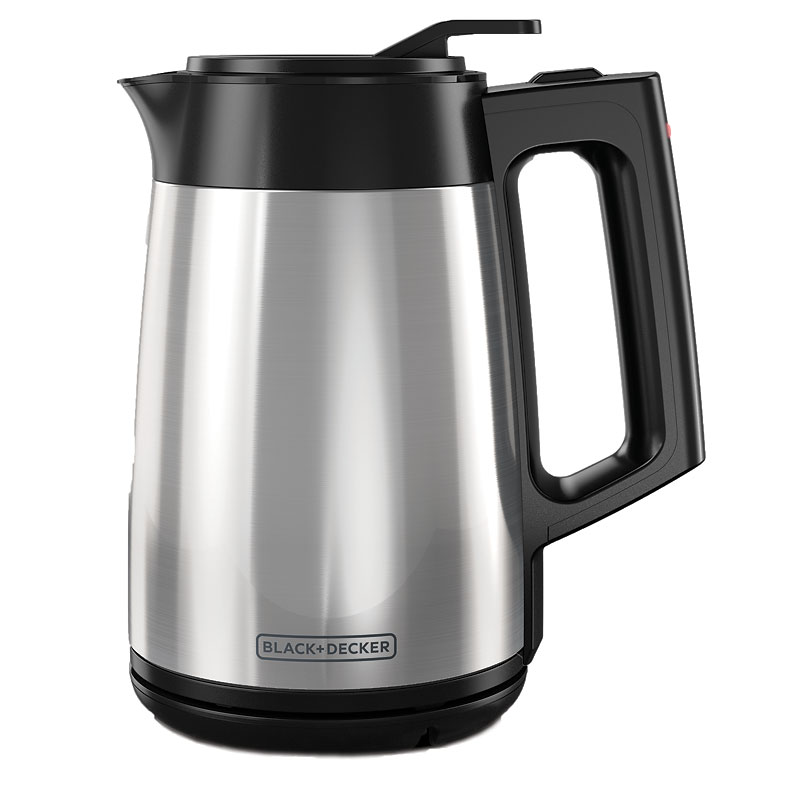 Black & Decker Thermal Kettle - 1.7L - KE2035SD