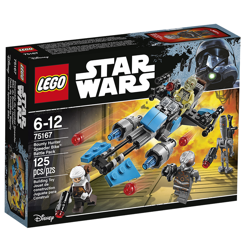 LEGO Star Wars - Bounty Hunter Bike