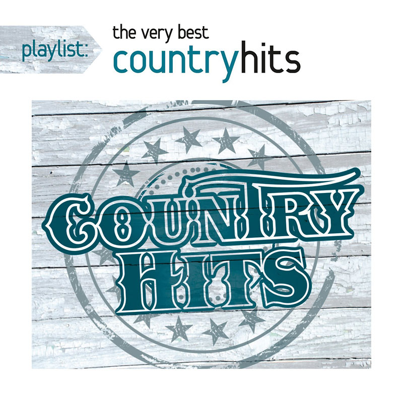 Various Artists - Playlist: The Very Best Country Hits of the '90s - CD