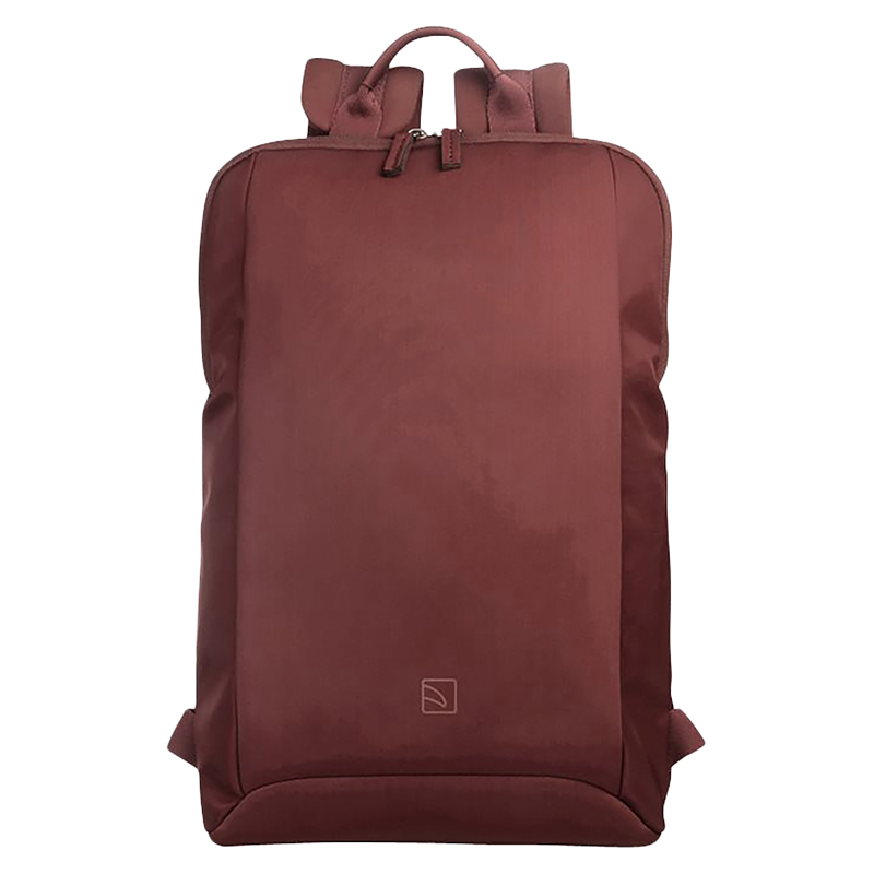 Tucano Flat Backpack - Medium - Burgundy - BFLABK-M-BX
