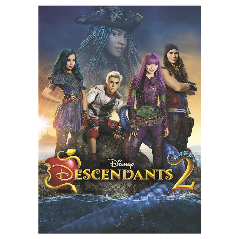 Disney Descendants 2 - DVD
