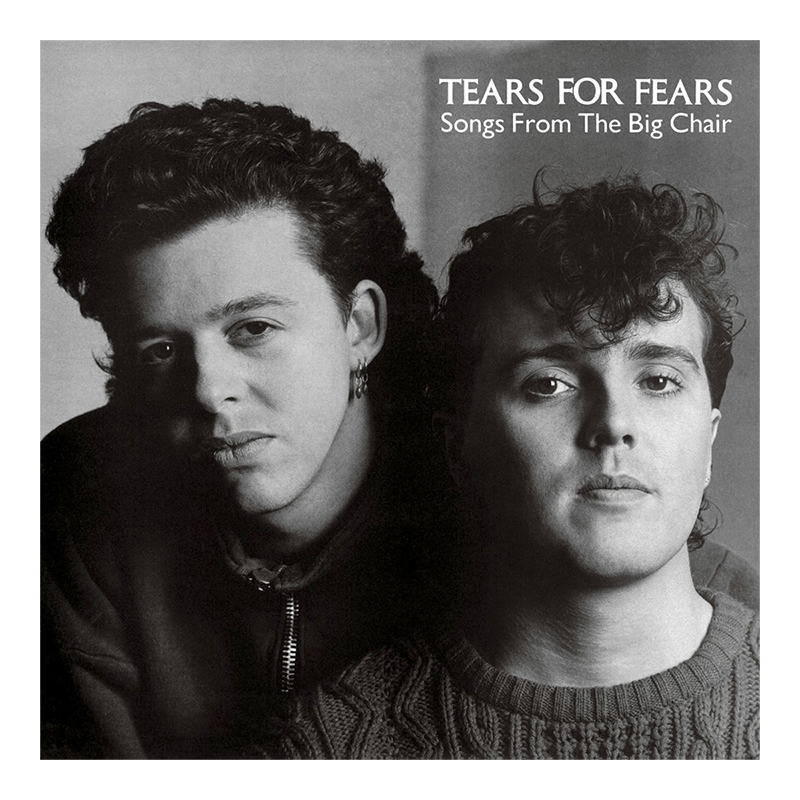 Tears for Fears - Songs from the Big Chair - Vinyl