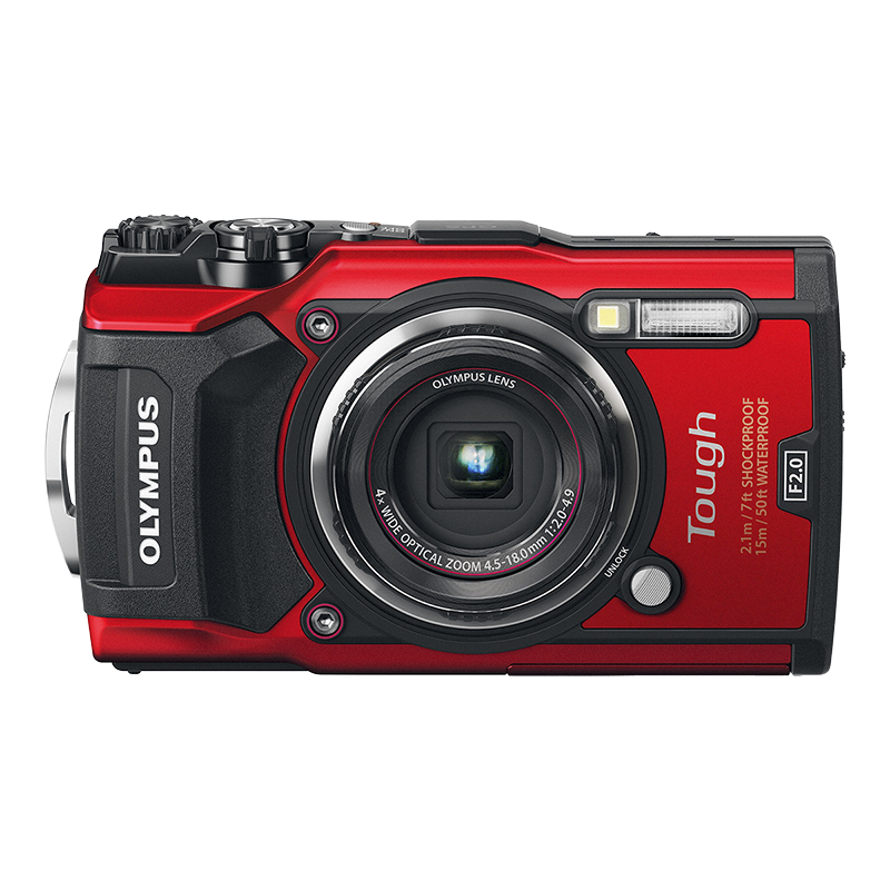 Olympus Tough TG-5 - Red - V104190RU000