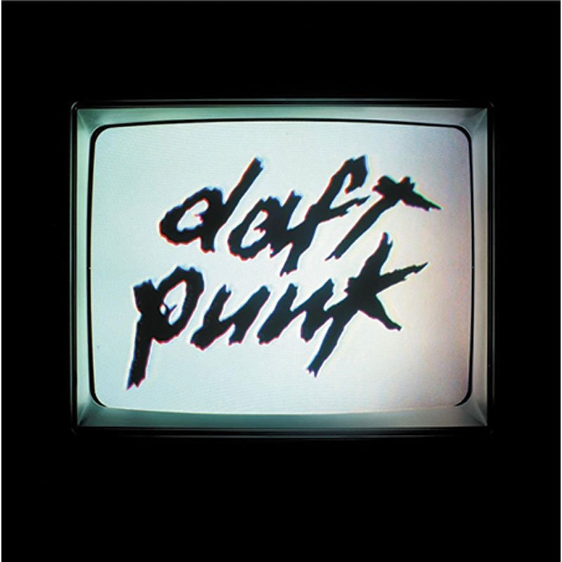 Daft Punk - Human After All - Vinyl