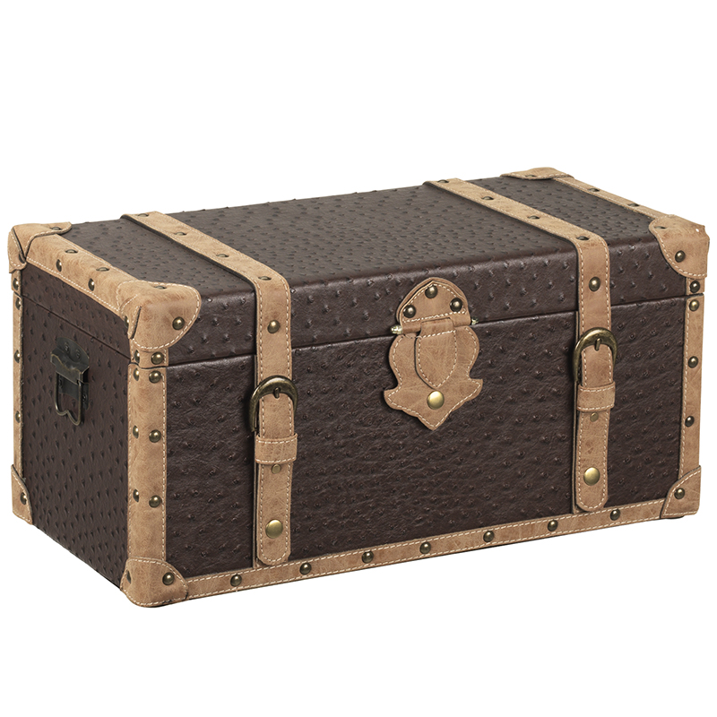 London Drugs Trunk - Brown - Large