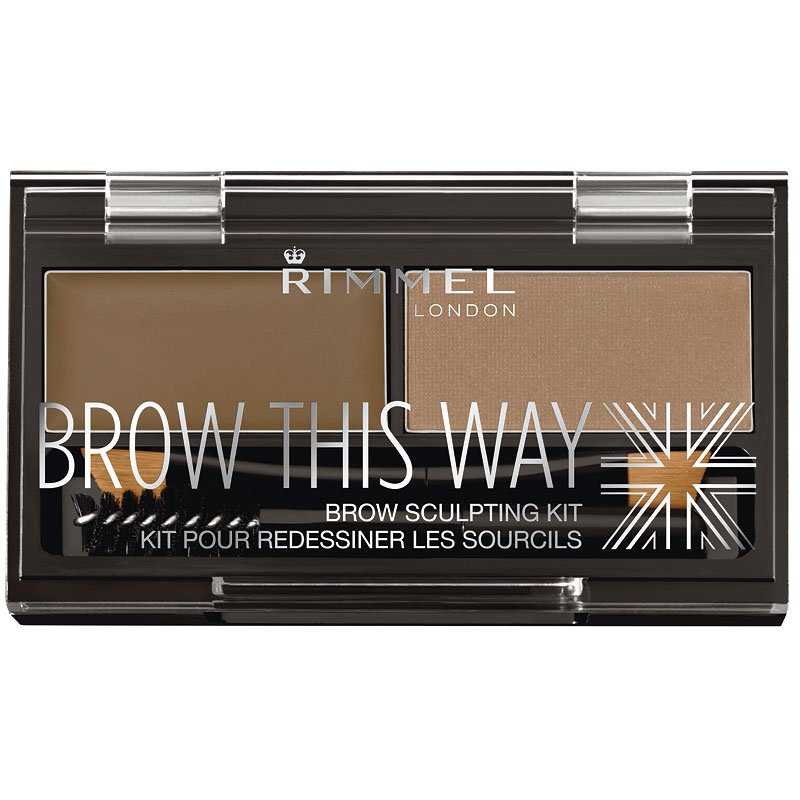 Rimmel Brow This Way Brow Sculpting Kit - Blonde