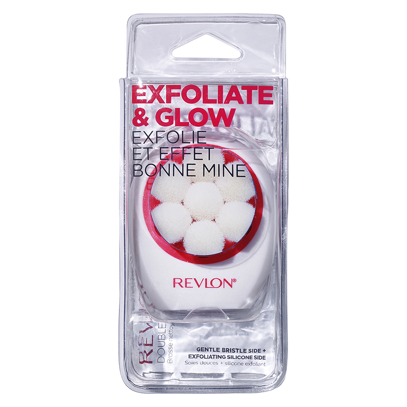 Revlon Exfoliate & Glow Double Sided Cleansing Brush