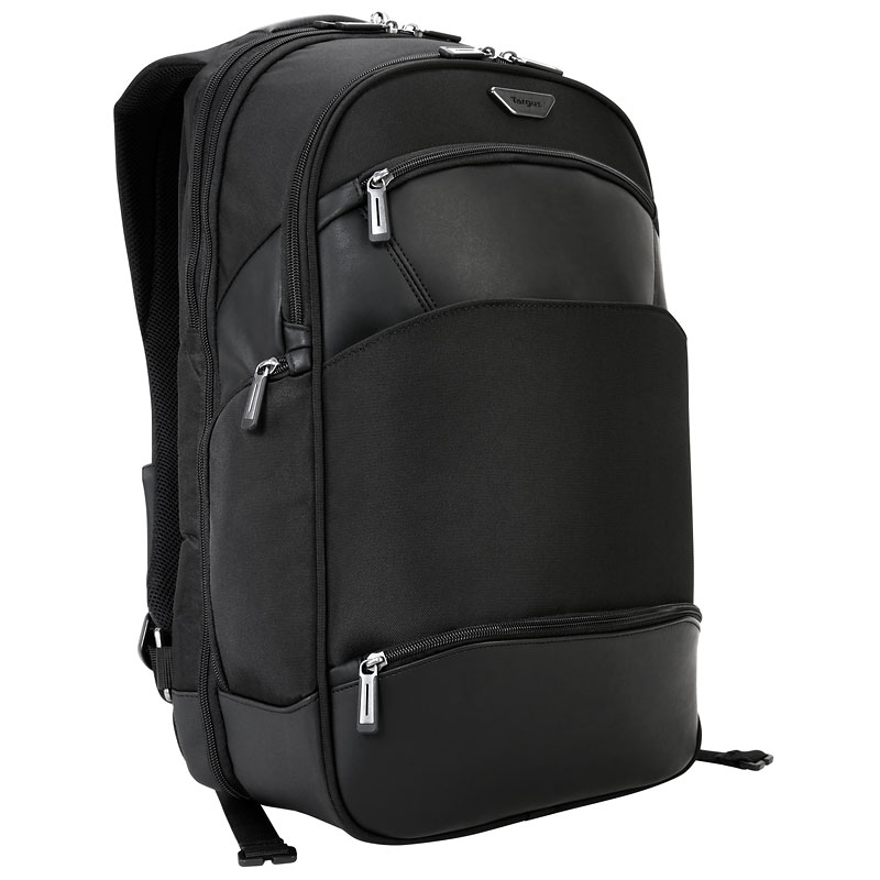 Targus Mobile VIP Checkpoint Friendly 15.6 inch Laptop Backpack - Black - TSB862