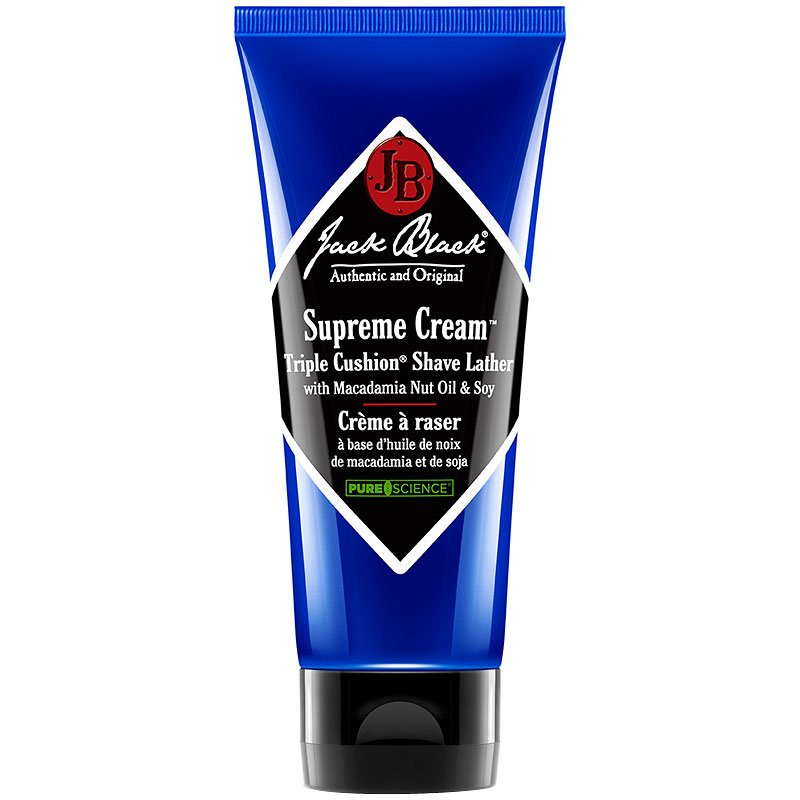 Jack Black Supreme Cream Triple Cushion Shave Lather - 177ml