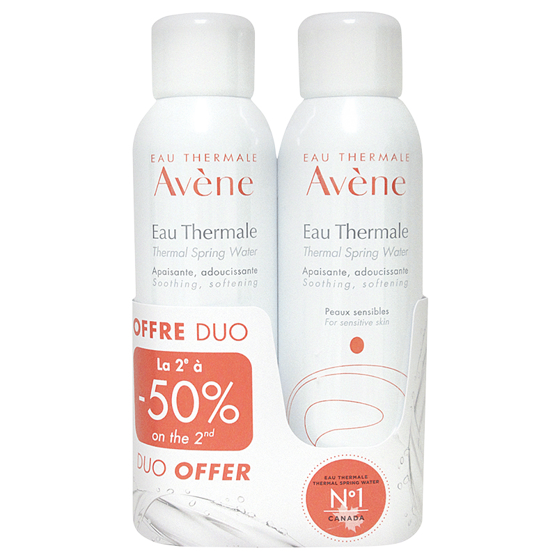 Avene Thermal Spring Water Spray Duo - 2x300ml