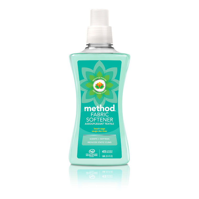 Method Fabric Softener - Beach Sage - 1.58L