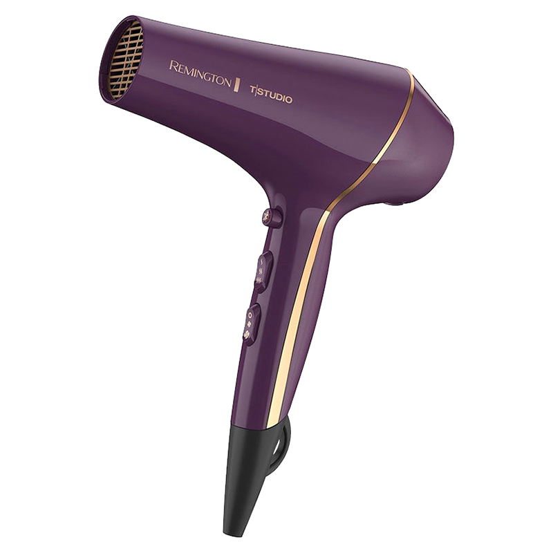 Remington T/Studio Thermaluxe Dryer - Purple - AC9140CDN