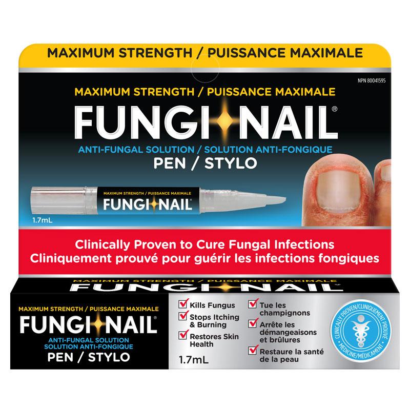 Fungi Nail Toe and Foot Pen - 1.7ml | London Drugs