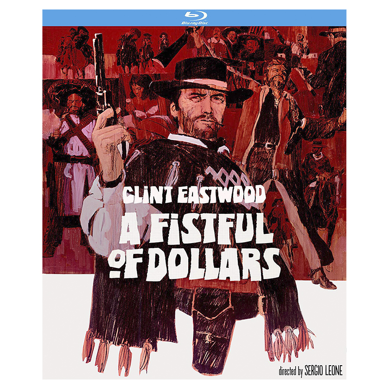 A Fistful Of Dollars (Restored) - Special Edition - DVD