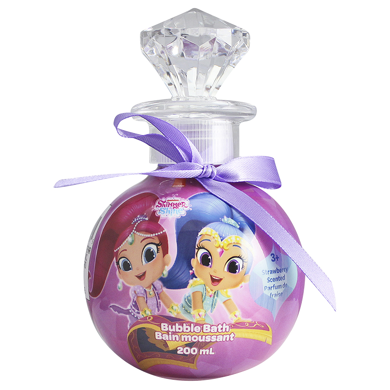 Nickelodeon Shimmer & Shines Gem Bubble Bath - 200ml