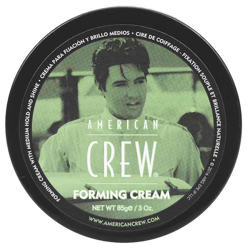 American Crew Forming Cream - Medium Hold & Shine - 85g