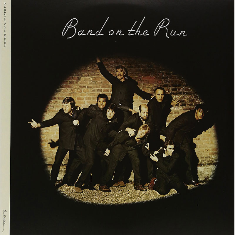 Paul McCartney - Band On The Run - 2 LP Vinyl